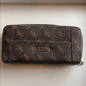 Guess Large Wallet